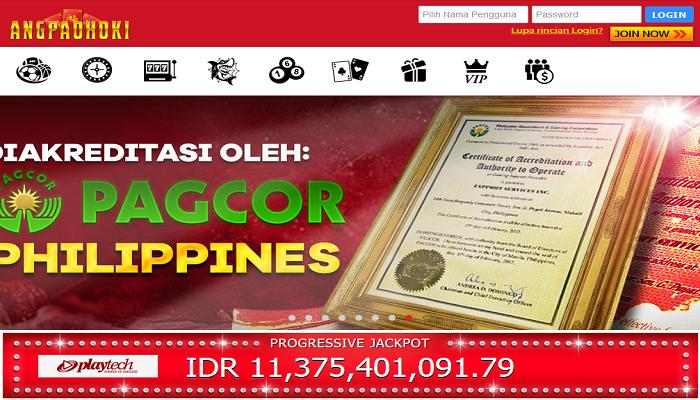 Daftar Link Alternatif Situs Judi Online Angpaohoki Indonesia 2019
