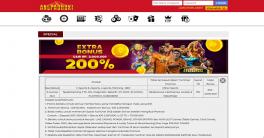 Situs Judi Online Indonesia Dengan EXTRA BONUS 200% ANGPAOHOKI Indonesia