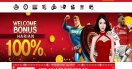 Dapatkan WELCOME BONUS 100% Setiap Hari di Situs ANGPAOHOKI