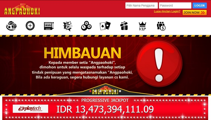 Link Alternatif Terbaru ANGPAOHOKI Indonesia 2021
