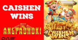 Dapatkan Bonus Melimpah Dari Permainan Slot Caishen Wins PG SOFT