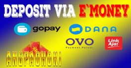 Deposit Gampang Via E-Money Tanpa Susah dan Ribet Hanya di ANGPAOHOKI