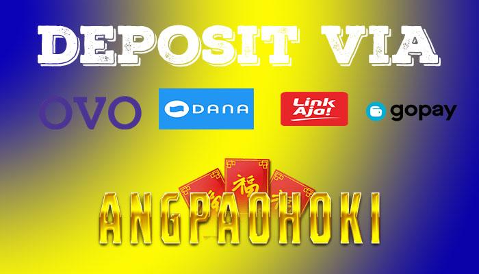 Deposit Via Dana Lebih Mudah Tanpa Potongan Di Agen Slot Angpaohoki Online