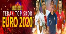 Tebak Top Skor EURO 2020 Dapat Hadiah Uang Tunai di Situs ANGPAOHOKI