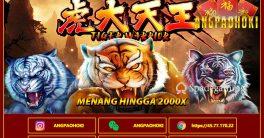 Cara Bermain Slot Tiger Slot Warrior Spadegaming di AngpaoHoki
