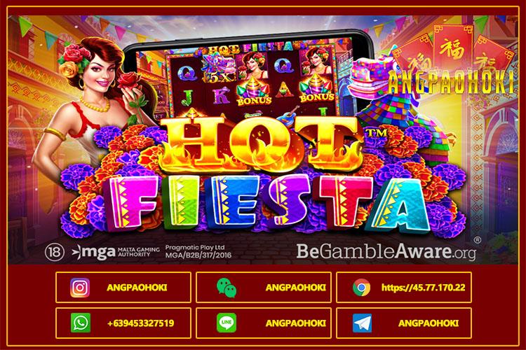 Cara Bermain dan Demo Slot Online Hot Fiesta Pragmatic Play