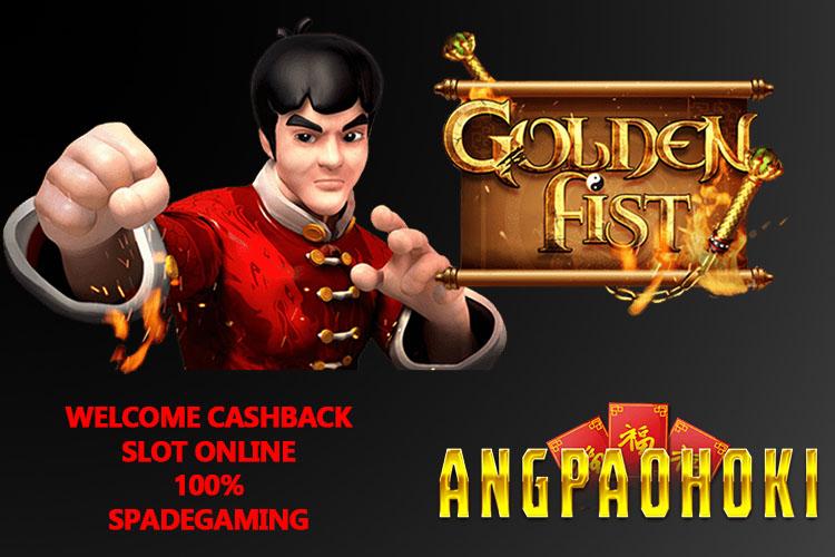 Welcome Cashbak 100% Spadegaming Slot Online Di Situs AngpaoHoki